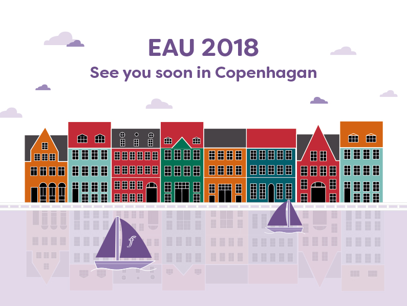 EAU 2018 Copenhagen | 16th – 19th March 2018